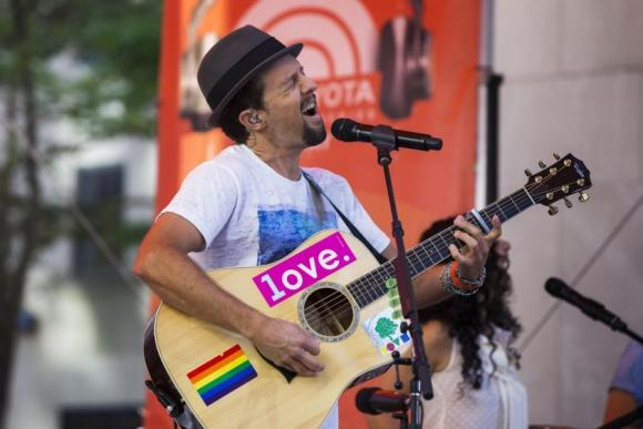 Jason Mraz at Snow Park Outdoor Amphitheater