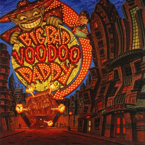Big Bad Voodoo Daddy at Snow Park Outdoor Amphitheater