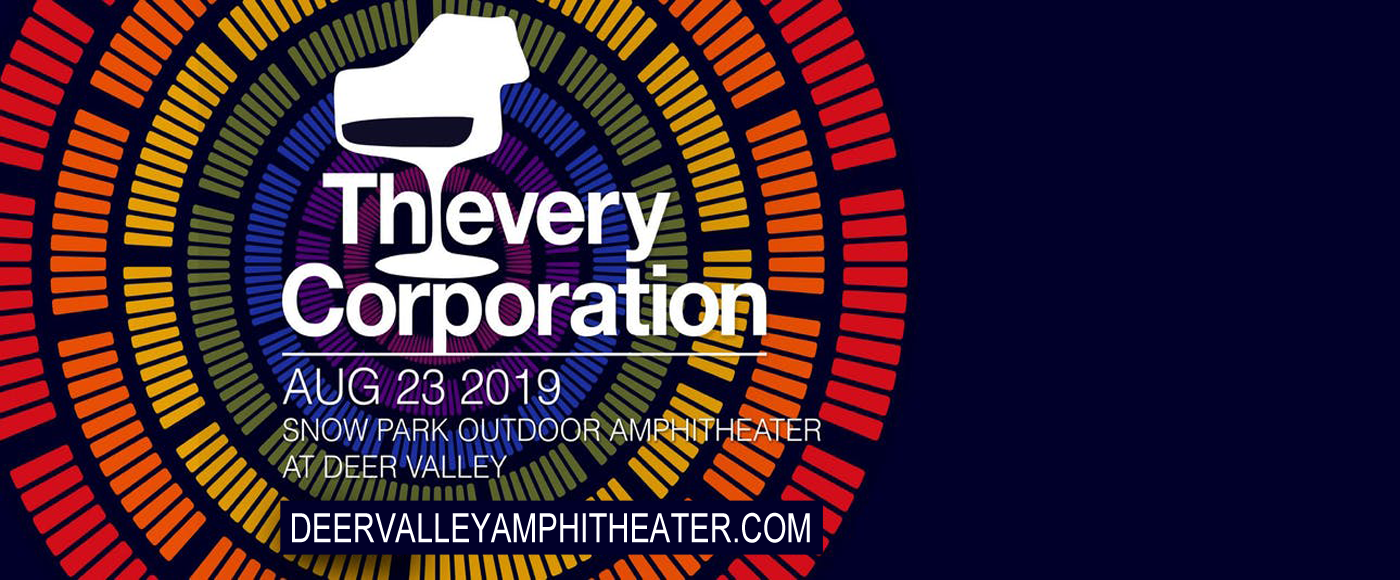 Thievery Corporation at Snow Park Outdoor Amphitheater