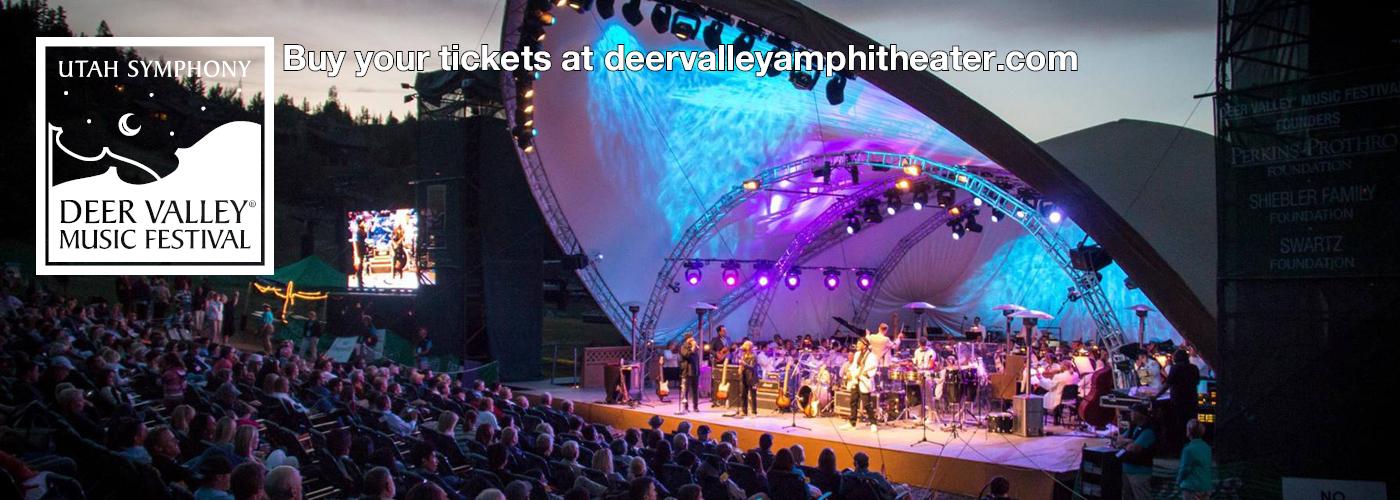 deer valley music festival tickets