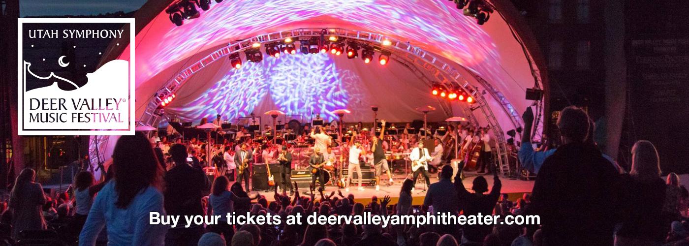 snow park amphitheater utah symphony orchestra