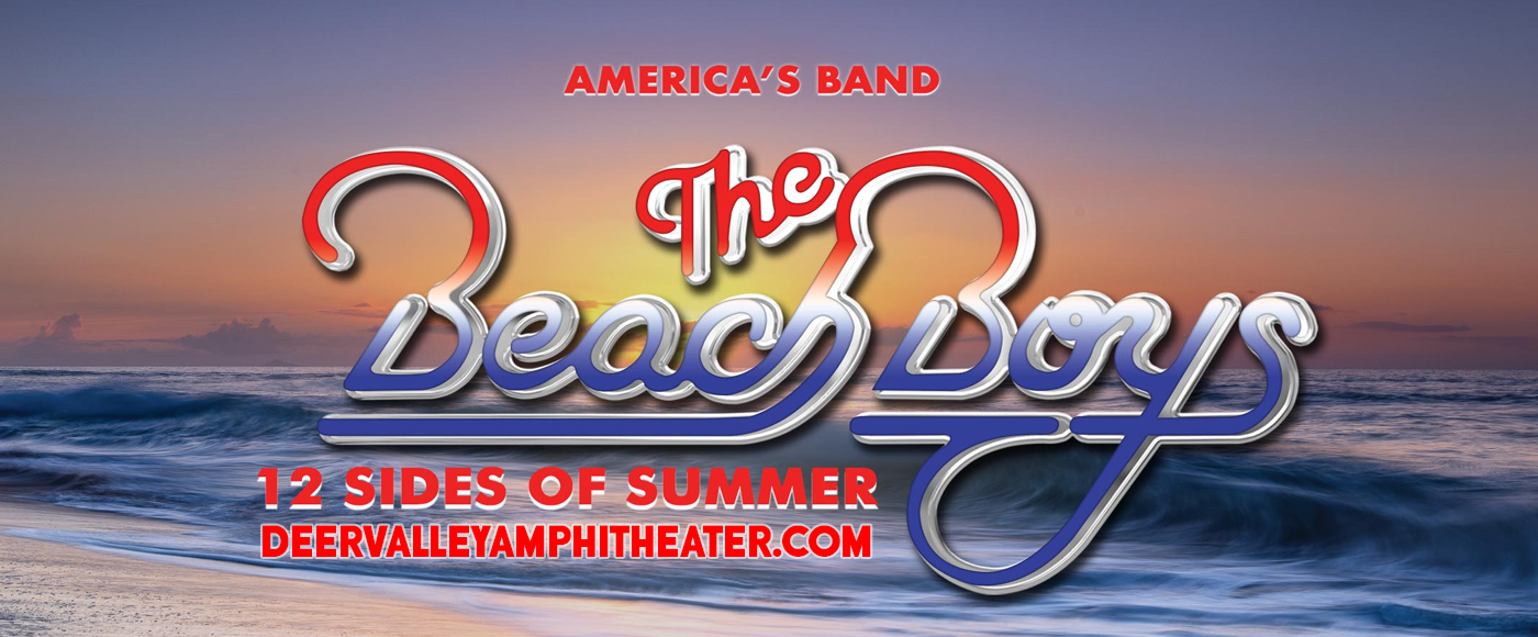 The Beach Boys & Utah Symphony at Snow Park Outdoor Amphitheater