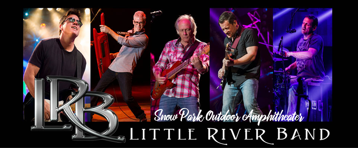 Little River Band & Utah Symphony at Snow Park Outdoor Amphitheater