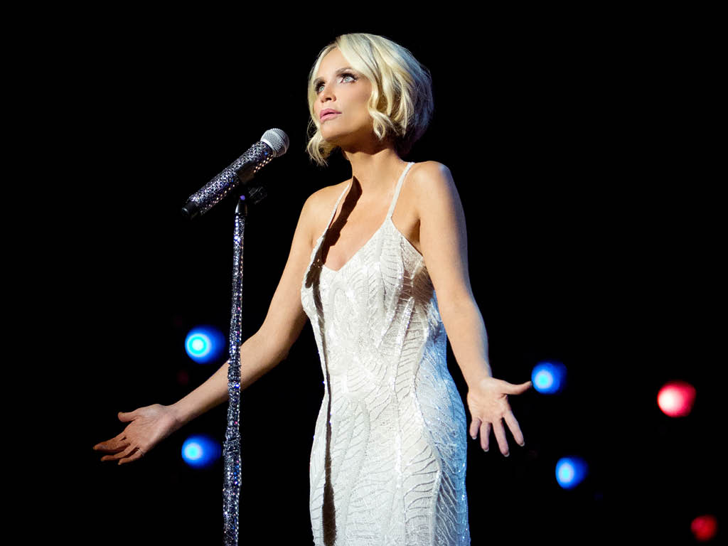 Kristin Chenoweth With The Utah Symphony at Snow Park Outdoor Amphitheater