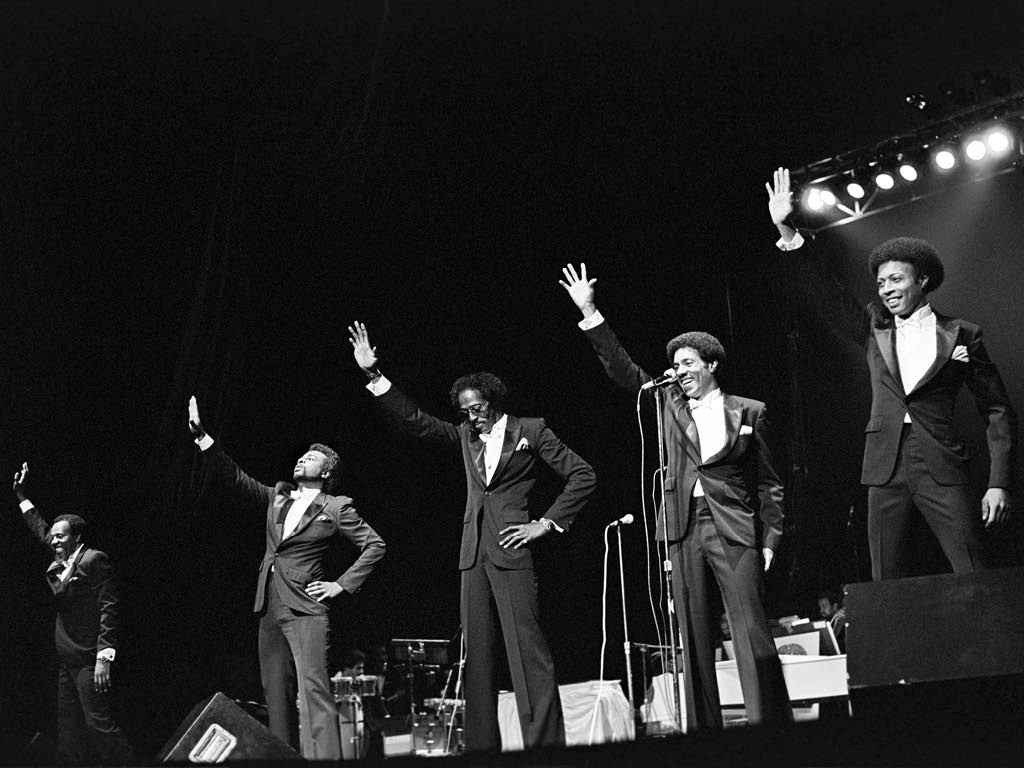 The Temptations & The Utah Symphony at Snow Park Outdoor Amphitheater