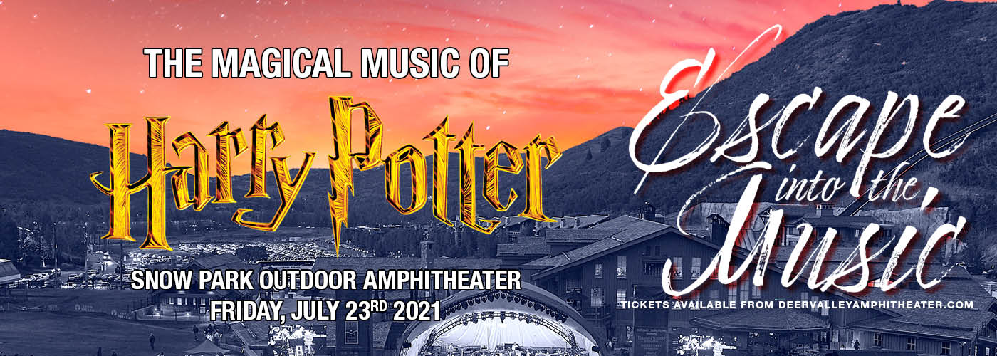 The Magical Music of Harry Potter at Snow Park Outdoor Amphitheater